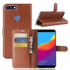 Luurinetti Flip Wallet Honor 7C Brown