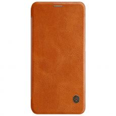 Nillkin Qin Flip Cover Honor 10 brown