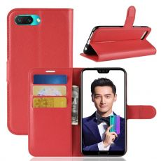 Luurinetti Flip Wallet Honor 10 red