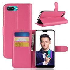 Luurinetti Flip Wallet Honor 10 rose
