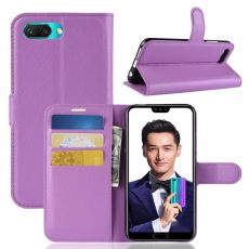 Luurinetti Flip Wallet Honor 10 purple