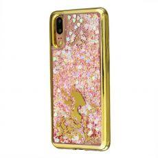 Luurinetti Huawei P20 TPU-suoja Glitter 1
