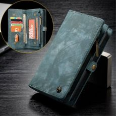 CaseMe 2in1 lompakko 11 card Huawei P20 green