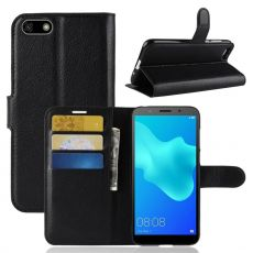 LN Flip Wallet Y5 2018/Honor 7S black
