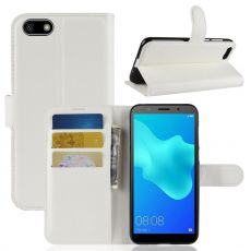 Luurinetti Flip Wallet Y5 2018/Honor 7S white