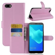 LN Flip Wallet Y5 2018/Honor 7S pink