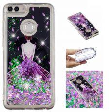 Luurinetti TPU-suoja Huawei P Smart Glitter 6