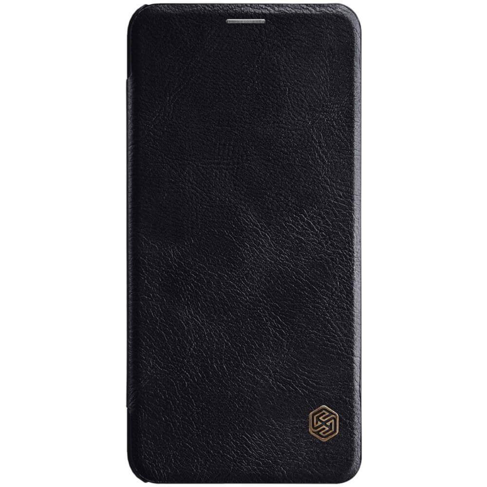 uk availability 54ad7 f7672 Nillkin Qin Flip Cover Huawei Nova 3 black - Luurinetti.fi