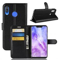 Luurinetti Flip Wallet Huawei Nova 3 black