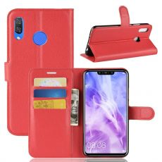Luurinetti Flip Wallet Huawei Nova 3 red