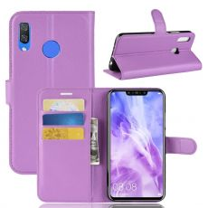 Luurinetti Flip Wallet Huawei Nova 3 purple