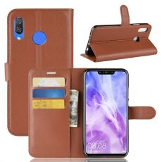 Luurinetti Flip Wallet Huawei Nova 3 brown