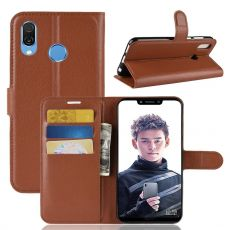 Luurinetti Flip Wallet Honor Play brown