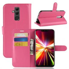 Luurinetti Flip Wallet Mate 20 Lite rose
