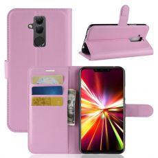 Luurinetti Flip Wallet Mate 20 Lite pink