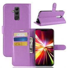 Luurinetti Flip Wallet Mate 20 Lite purple