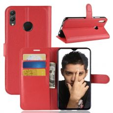 Luurinetti Flip Wallet Honor 8X red