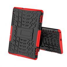 """Luurinetti kuori tuella MediaPad T5 10"""" red"""