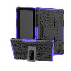 "Luurinetti kuori tuella MediaPad T5 10"" purple"