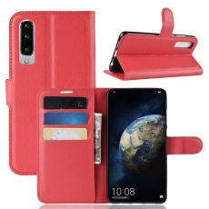 Luurinetti Flip Wallet Huawei P30 red