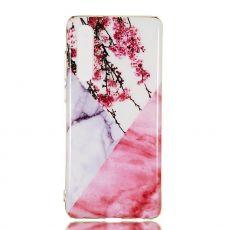 Luurinetti TPU-suoja Huawei P30 Marble #1