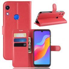 LN Flip Wallet Y6 2019/Y6s/Honor 8A red