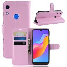 LN Flip Wallet Y6 2019/Y6s/Honor 8A pink