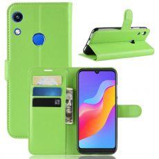 LN Flip Wallet Y6 2019/Y6s/Honor 8A green