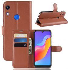 LN Flip Wallet Y6 2019/Y6s/Honor 8A brown