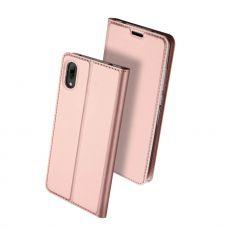 Dux Ducis Business-kotelo Huawei Y7 2019 rose