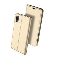 Dux Ducis Business-kotelo Huawei Y7 2019 gold