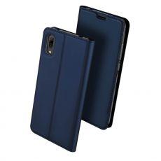 Dux Ducis Business-kotelo Huawei Y7 2019 blue