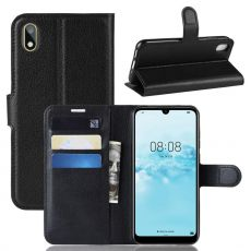 LN Flip Wallet Y5 2019/Honor 8S Black