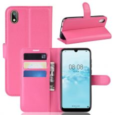 LN Flip Wallet Y5 2019/Honor 8S Rose