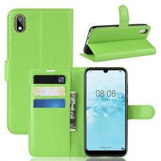 LN Flip Wallet Y5 2019/Honor 8S Green