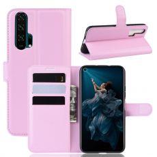 Luurinetti Flip Wallet Honor 20 Pro Pink