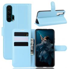 Luurinetti Flip Wallet Honor 20 Pro Blue