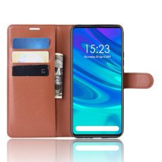 Luurinetti Flip Wallet P Smart Z Brown