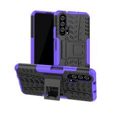 Luurinetti suoja tuella Honor 20 Pro Purple