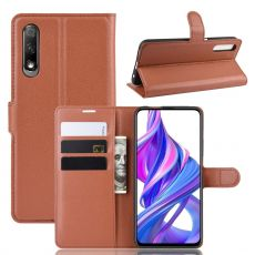 LN Flip Wallet P Smart Pro/Honor 9X Pro brown