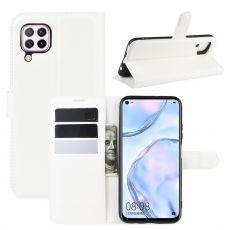 LN Flip Wallet Huawei P40 Lite white