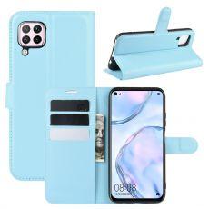 LN Flip Wallet Huawei P40 Lite blue