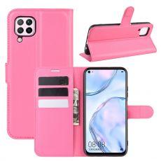 LN Flip Wallet Huawei P40 Lite rose