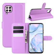 LN Flip Wallet Huawei P40 Lite purple