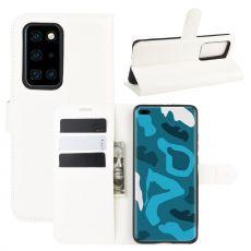LN Flip Wallet Huawei P40 Pro white