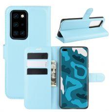 LN Flip Wallet Huawei P40 Pro blue