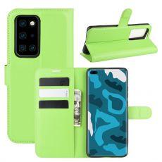 LN Flip Wallet Huawei P40 Pro green