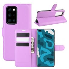LN Flip Wallet Huawei P40 Pro purple