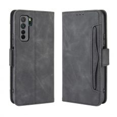 LN 5card Flip Wallet Huawei P40 Lite 5G Black