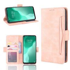 LN 5card Flip Wallet Huawei P40 Lite 5G Rose